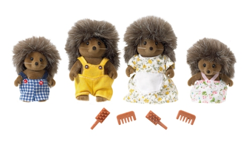 sylvanian hedgehogs