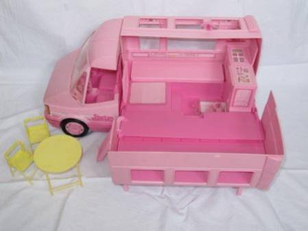 barbie magic van