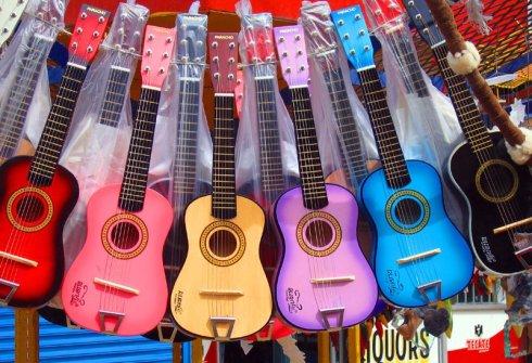 guitar mexico
