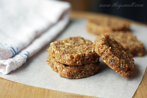 coconut almond protein bars