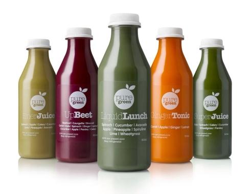 juice detox bubblicity
