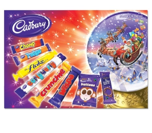 cadburys selection box